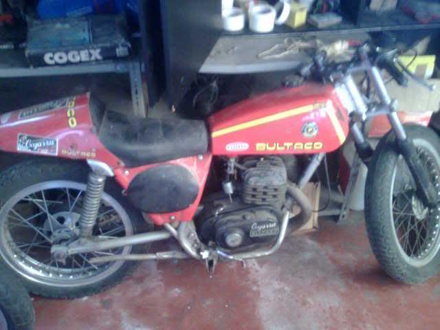 Pursang 250 de circuito urbano 2uqke29