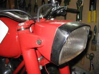 Restauración Ducati 48 Cadet 2w5648x