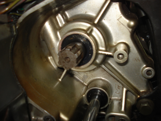 O-ring de eje de salida de piñon 30cvocp