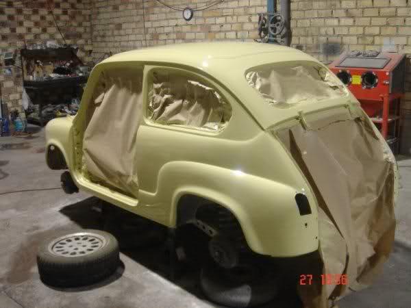 Mi Seat 600 E 1ª Serie - 1971 333cwsh