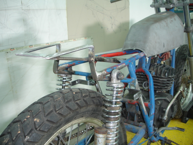 Montesa 125 Dirt-Track 34ffkol