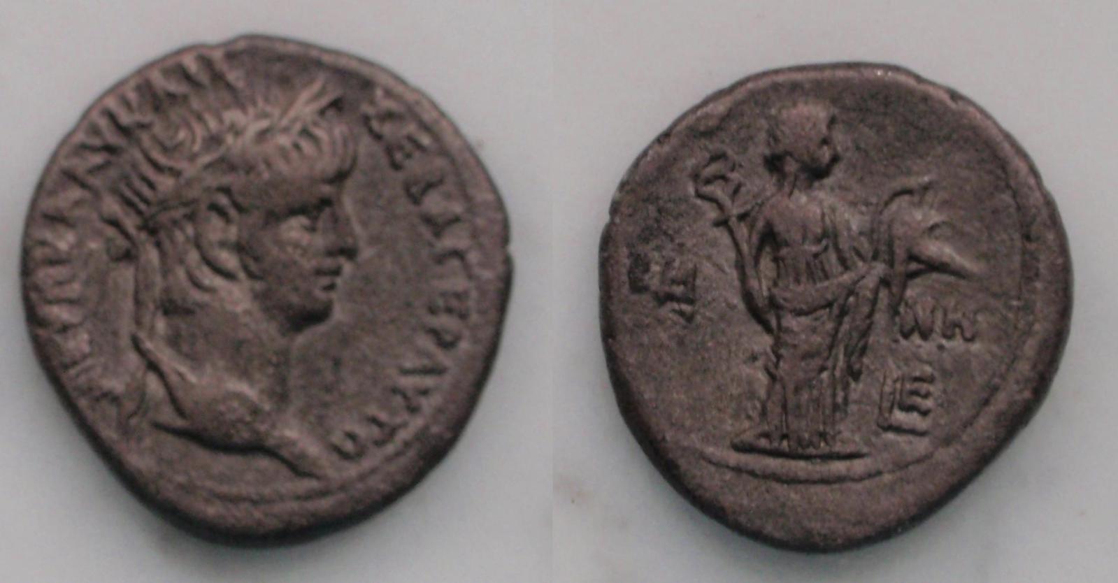 La moneda provincial romana. La ceca de Alexandría 4lmxe9