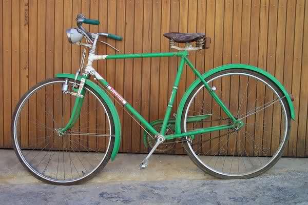 bicicleta BH antigua 5uzxg