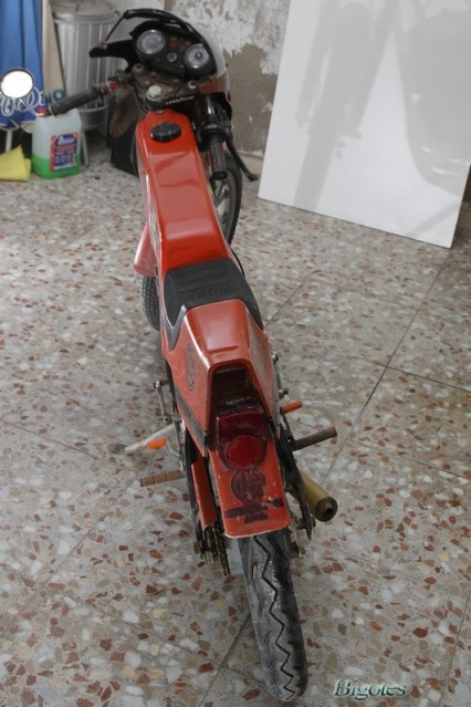 Habemus... Motorhispania Sport 49 1ª serie 64hrtv