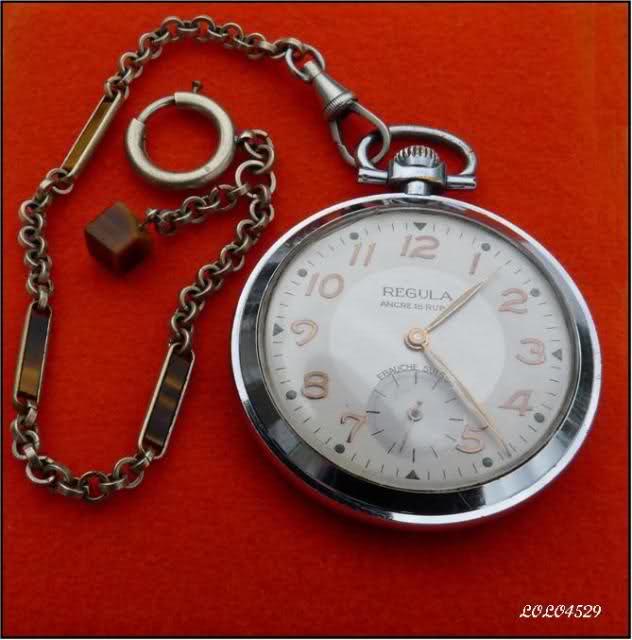 La montre du grand-père et vous ... 6s56r7