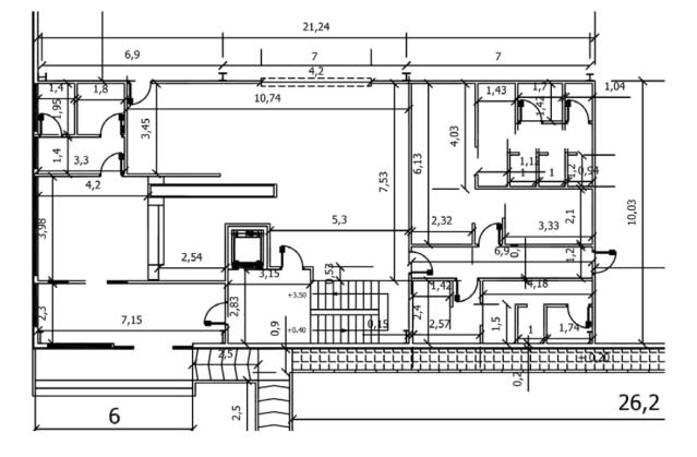Cálculo de una instalación de fontanería 8yajhf