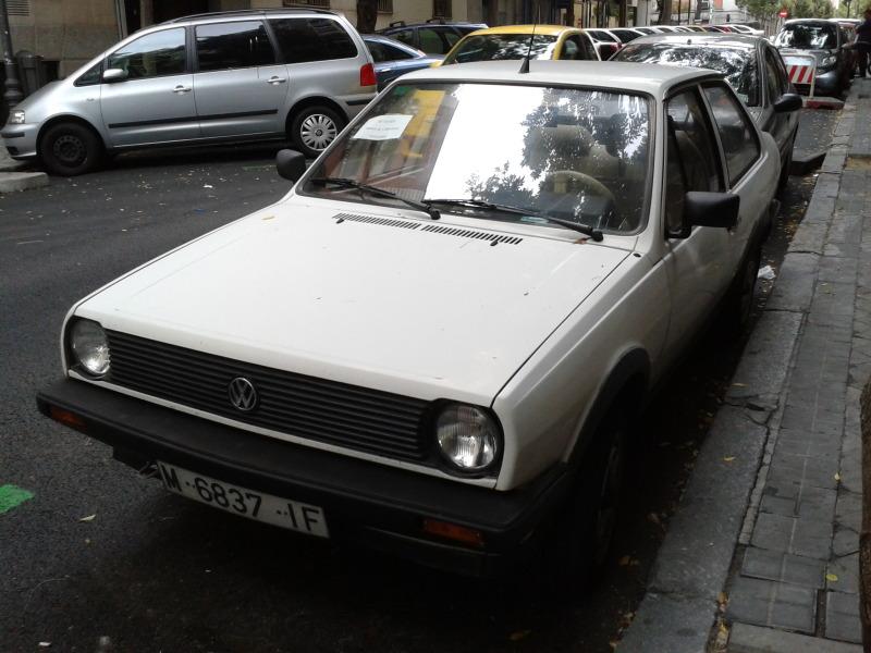 Vendo VW polo classic 1.3 gasolina de 1987 9hnus6