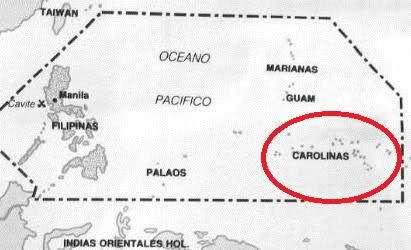 La Crisis de las Carolinas (1885) 9kmcjr