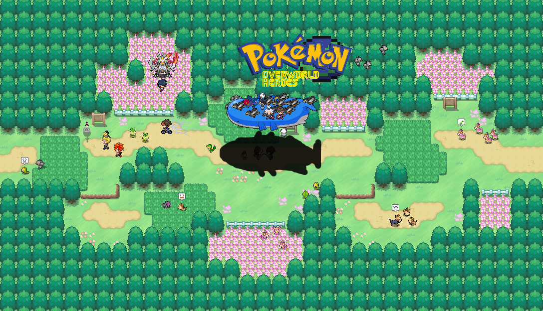 Pokémon Overworld Heroes [+72] 9riw3o