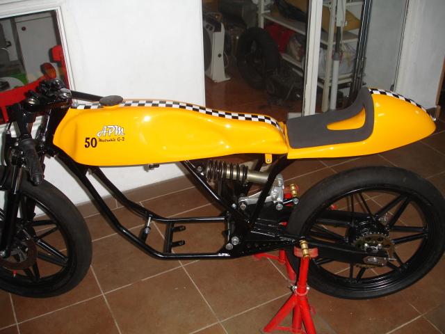 Derbi Variant Racing Aubhp5