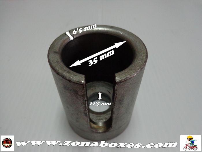 Extractor para los silentblocs del motor. Banvn