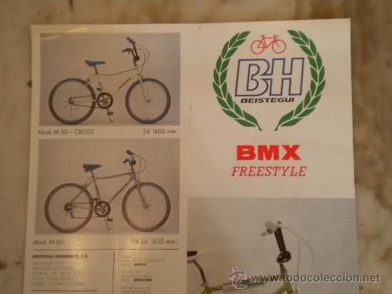 Modelos bicletas BH  (catalogo virtual) I26137