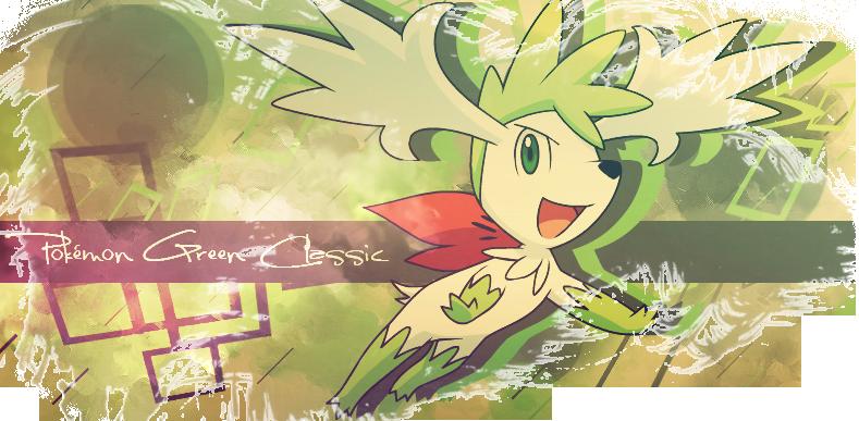 Pokemon Green Classic