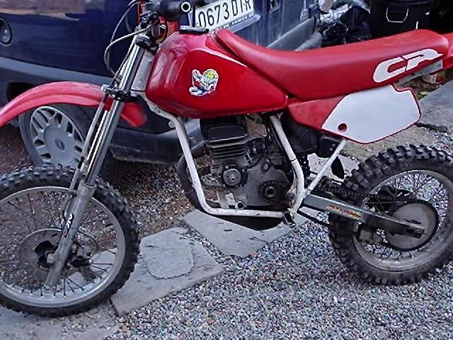 Ciclomotor de Campo J.Costa Jsnear