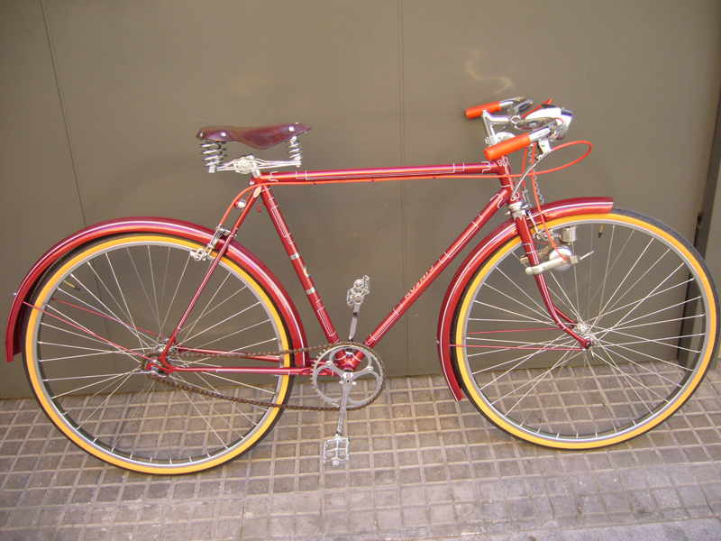 Restauracion Bicicleta GIMSON Jz7kg5