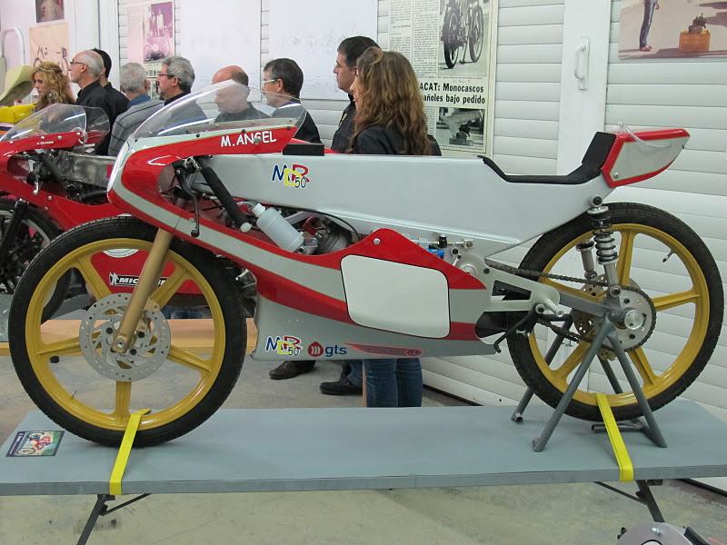 bultaco - Réplica Bultaco 50 MOTUL Carmona 1982 K9drg0