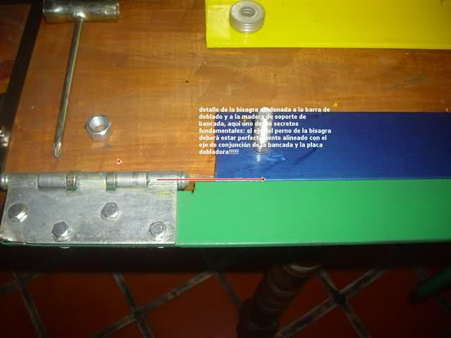 Plegadora manual de chapas (láminas) electromagnética Kciaec