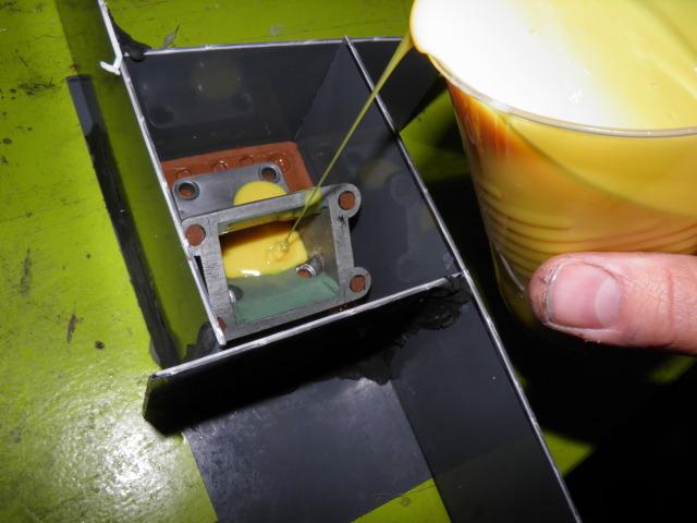 Fabricación caja Lomat para Derbi Variant Nf1km1