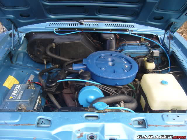 Fiechen - Ford Taunus 2.0L 8v Turbo No6eds