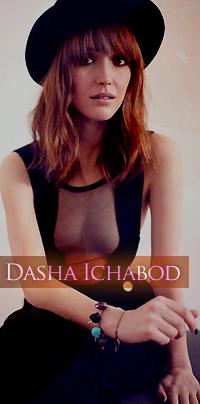 Dasha E. Ichabod
