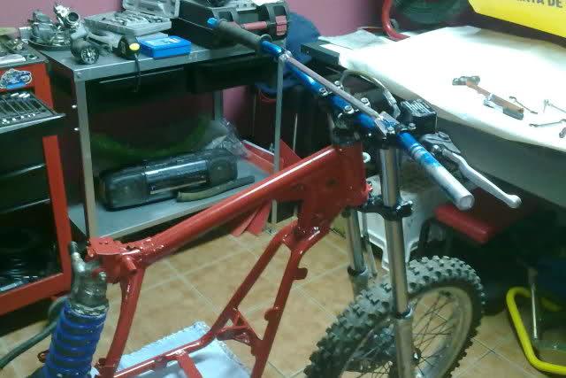 Ciclomotor de Campo J.Costa Rsv1bd