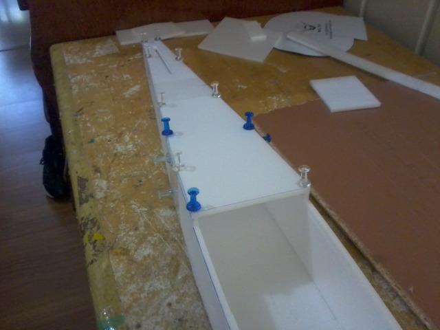 Construção Ugly Stick. Sphq2a