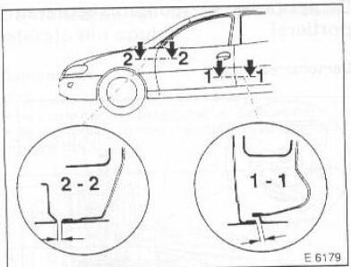 Tutorial reglaj aliniament usi Vectra B U65vt