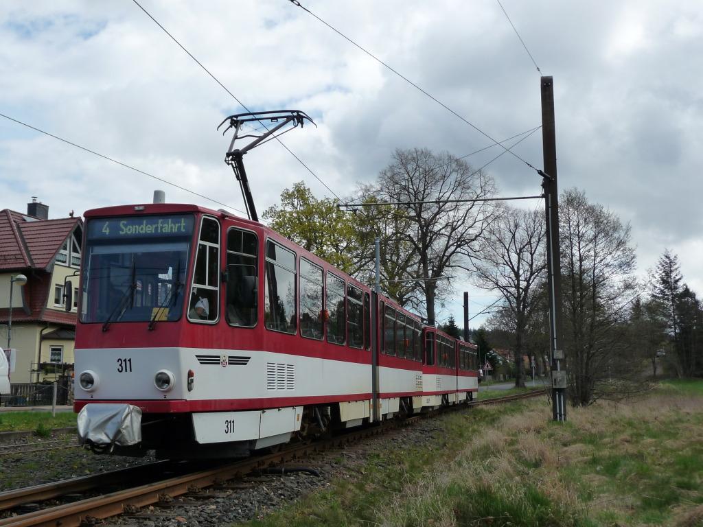 Straßenbahn Gotha und die Thüringerwaldbahn V5coqf
