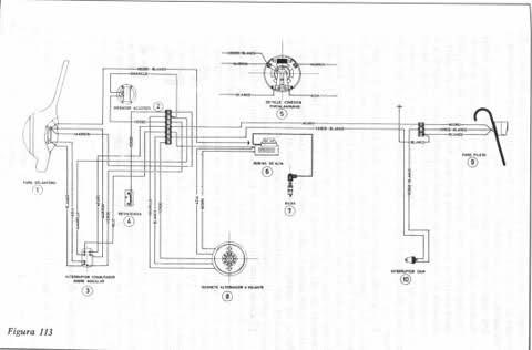 ¿Esquema electrico Bultaco Frontera? Vmzojq