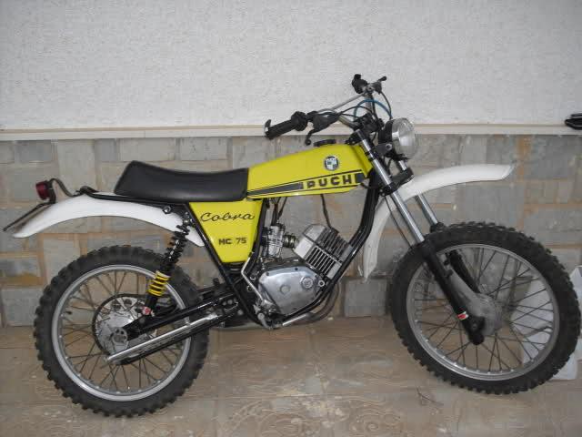 """Puch Cobra MC 75 - """"La Cobra"""" Vx2qok"""