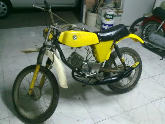 Diario restauración Puch Minicross X3zmdc