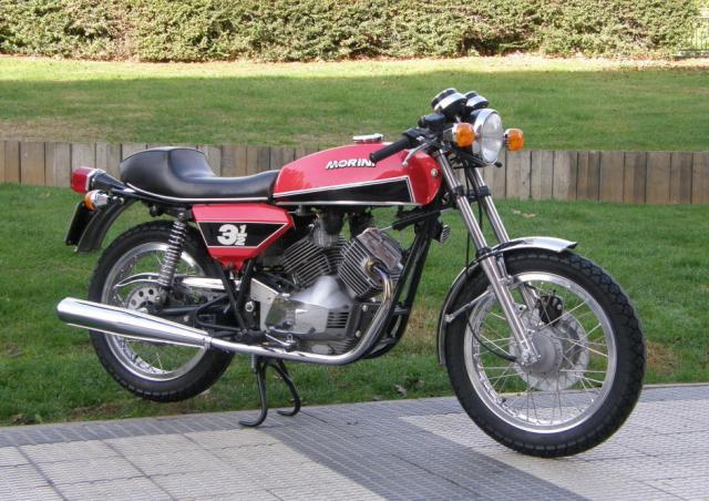Vuelven los motores Franco Morini Xlhymt