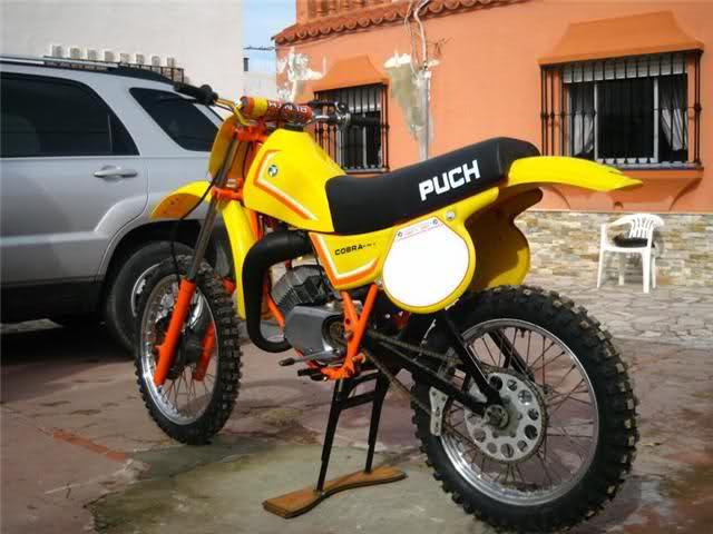 Puch Cobra M-82 TT - Pasada A C - La De Jesus (Chiclana) Xmppmu