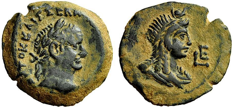 La moneda provincial romana. La ceca de Alexandría Xo1fo7