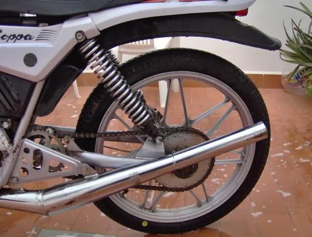 Restauración Sport Coppa 50 Zmimxl