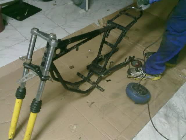 Diario restauración Puch Minicross 14k8sap