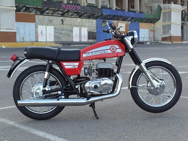 Restauración Bultaco Mercurio 175 GT 1601k5h
