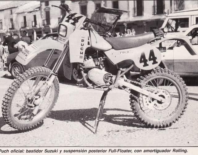 Suzuki Minicross, la sucesora de una saga 1t2be0