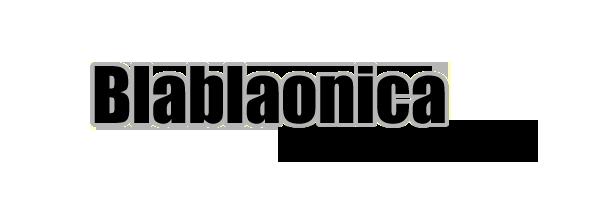 Blablaonica