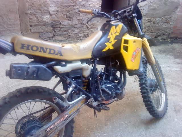 Mi Honda MTX 75 - Duda 206lixt
