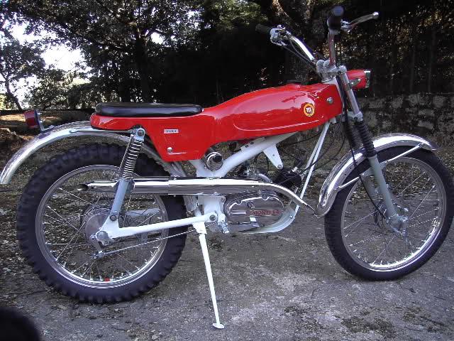 La Ducati MT 50 TT 21264jb