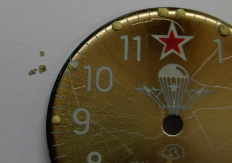 vostok - Mis au point d'un Vostok Komandirskie 21oy7sw