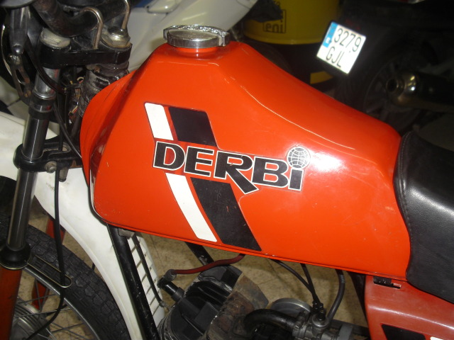Derbi Yumbo Cx Automatica 24enxw4