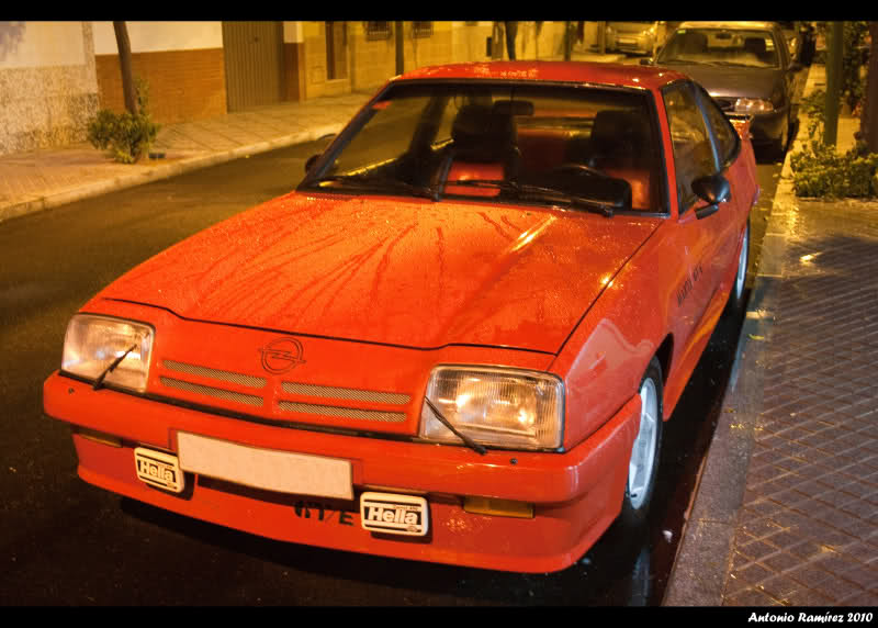 Opel Manta B GT/E 25pmlaw