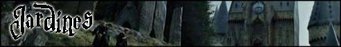 Jardines de Hogwarts