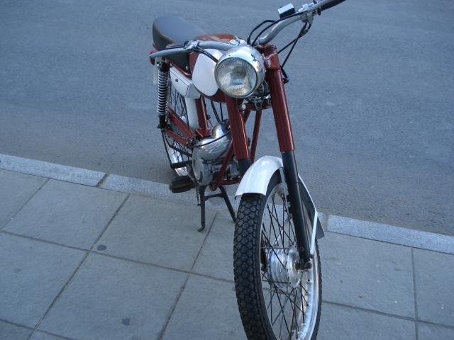 Por fin tengo una Ducati 48 288tr2t