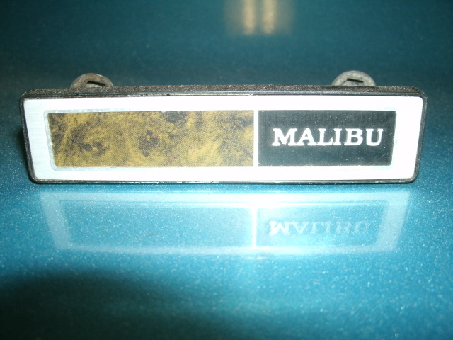Dash assembly for 73-77 Malibu/Monte/El Camino,etc. 293vbmh