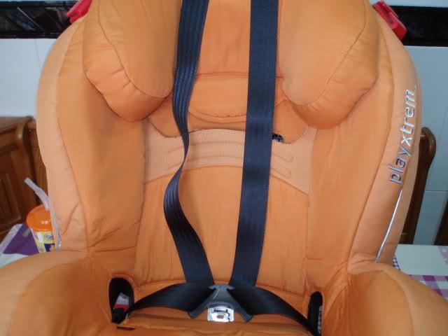Desmonté silla del auto Play y no sé volverla a montar 2a5i4c3
