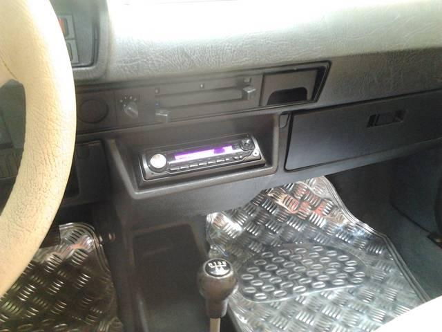 Vendo VW polo classic 1.3 gasolina de 1987 2ahfm1d