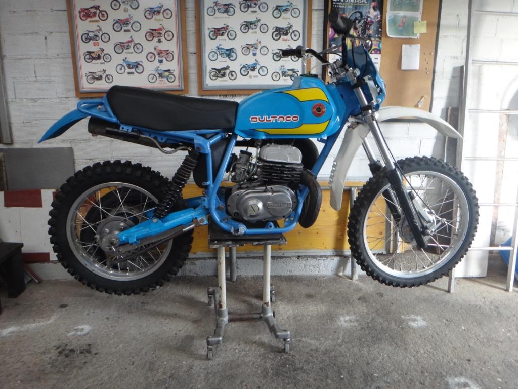 Bultaco Frontera MK11 370 - By Jorok 2dcfhab